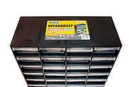 Органайзер вертикальный Mastertool - 304 х 135 х 414 мм 1 шт., фото 2