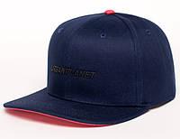 Молодежная синяя кепка, чоловіча кепка Urban Planet SNAPBACK NR
