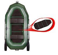 Bark B-300SK - лодка надувная Барк 300 со сплошным фанерным дном книжкой