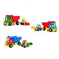"""Грузовик с трактором """"Multi Truck"""" 39219"""