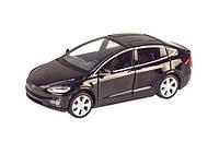 """Машинка """"Tesla Model X"""" из серии """"Автопром"""" (черная) 6603"""