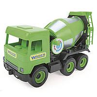 """Бетономешалка """"Middle truck"""" (зеленая) 39485, фото 1"""