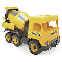 "Бетономешалка ""Middle truck"" (желтая) 39493"