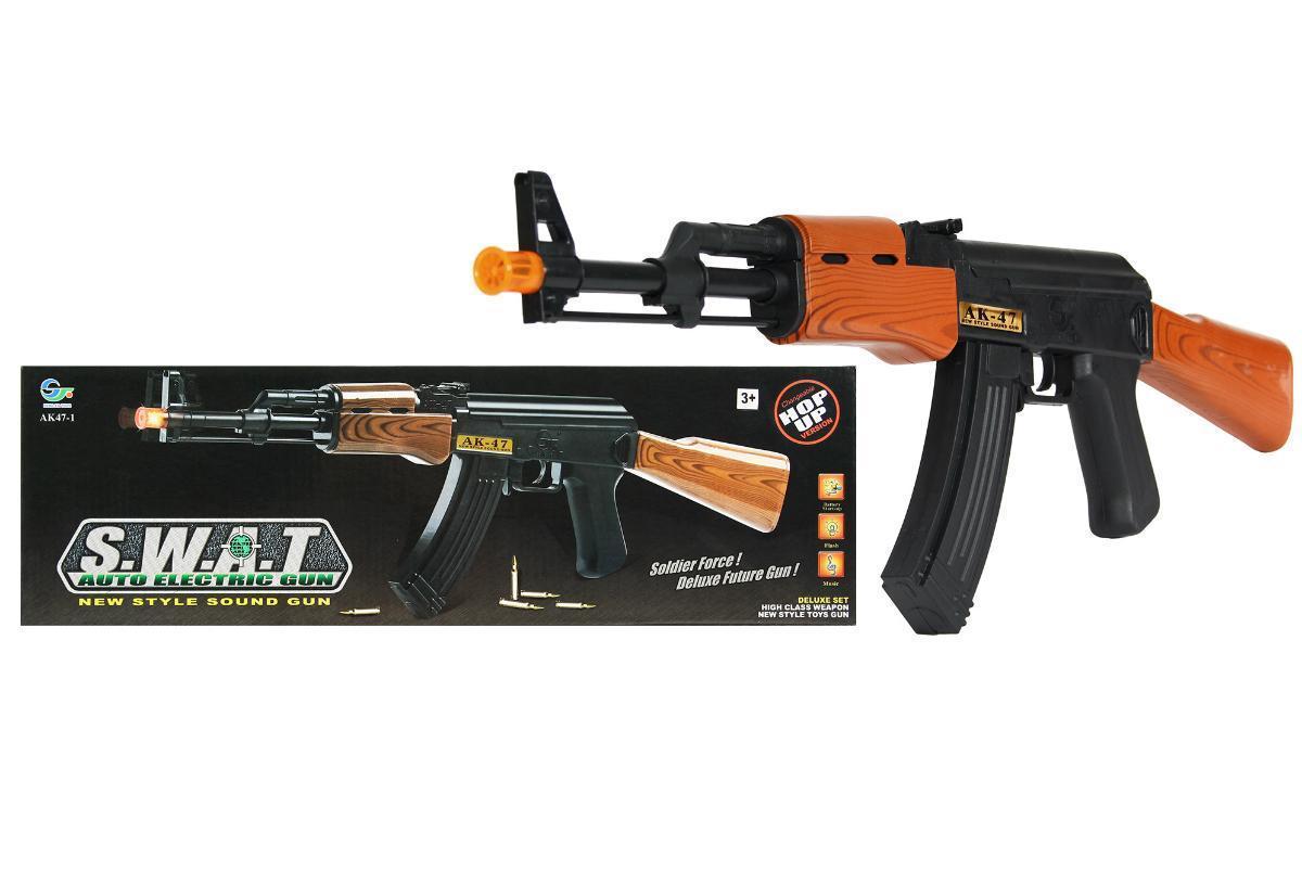 """Автомат музыкальный """"AK-47"""" AK47-1"""