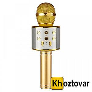 Караоке-мікрофон Wster WS-1688 Bluetooth