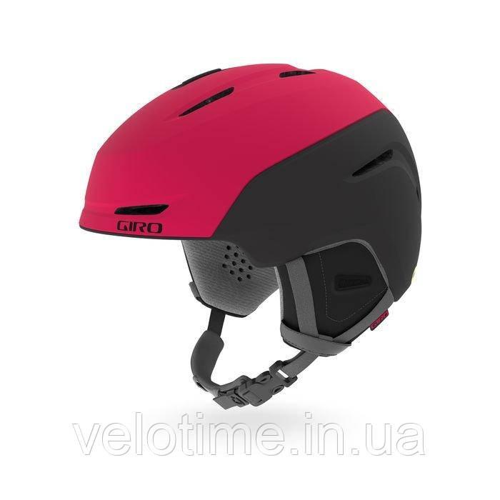 Шлем зим. Giro Neo Jr (мат. ярко роз., S (52-55.5см))