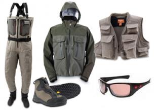 Одежда и снаряжение