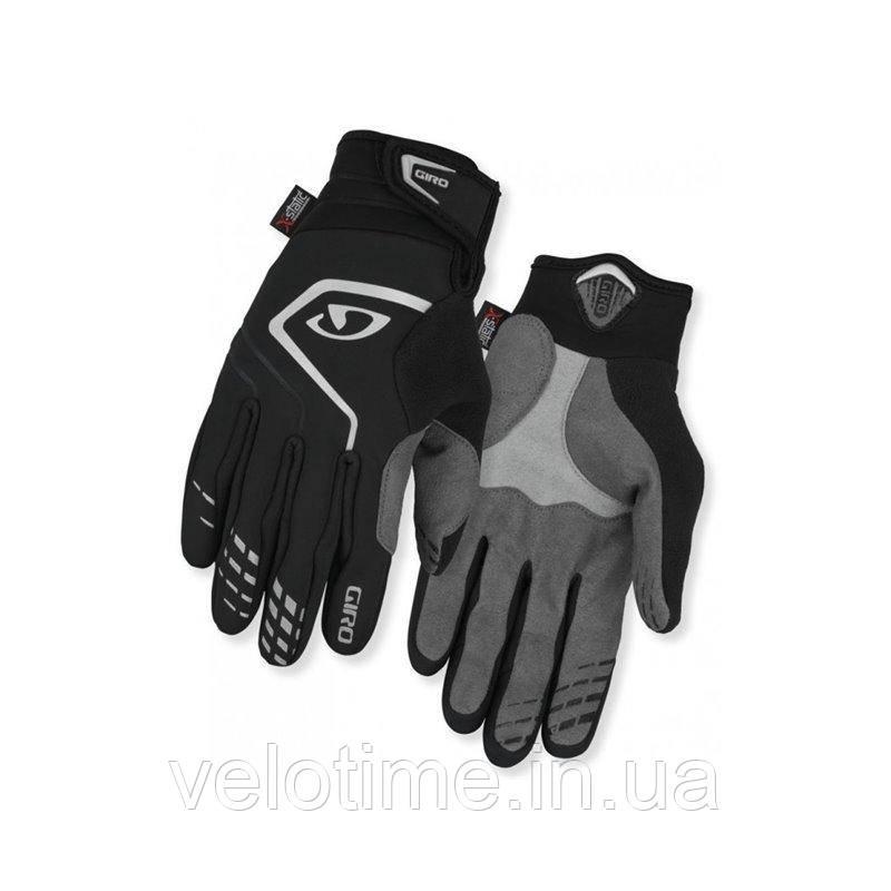 Велоперчатки зимние Giro Ambient 2 (черный, XL)