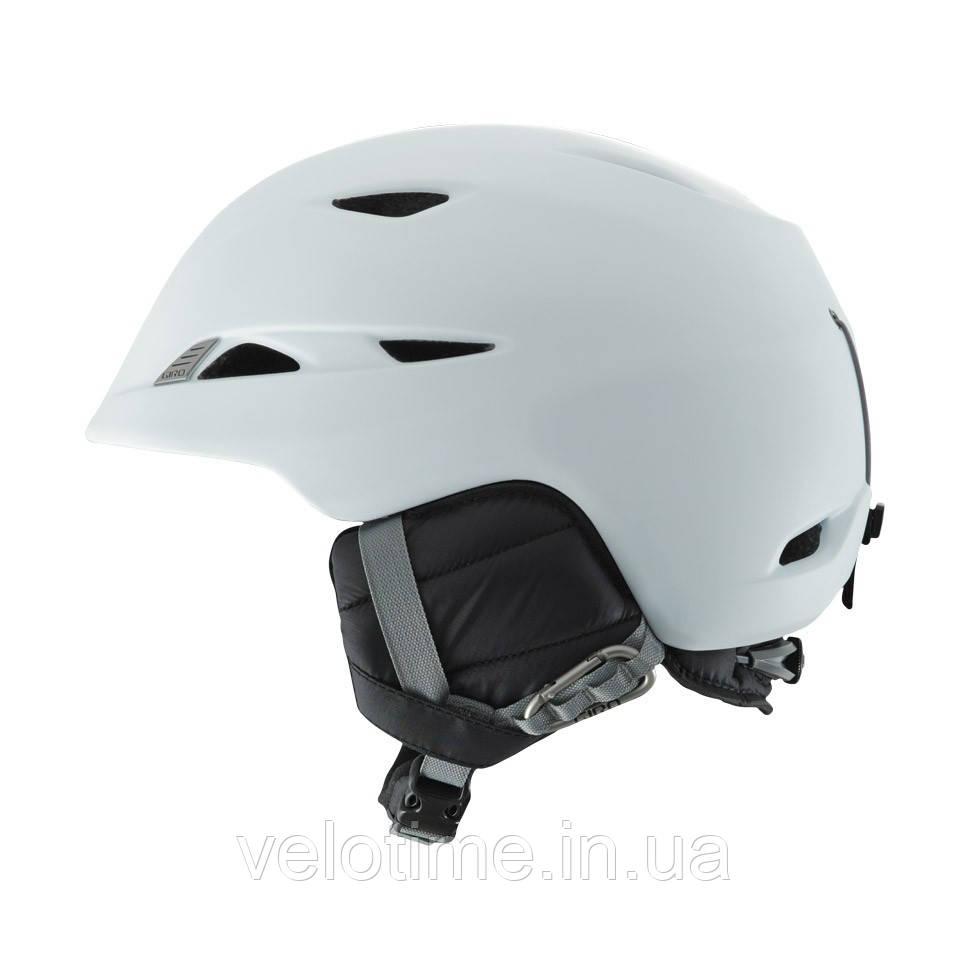 Шлем зим. Giro Montane  (55,5-59 см, матовый белый)