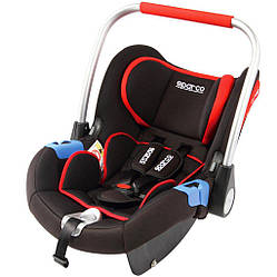 Детское автомобильное кресло Sparco F300i ISOFIX 0-13kg (трансформер)