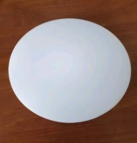 Светодиодный светильник накладной 24W 4500K круглый белый Код.59708