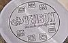 Уникальный набор посуды из нержавеющей стали, 5-слойное дно Benson BN-238 7 предметов, фото 4