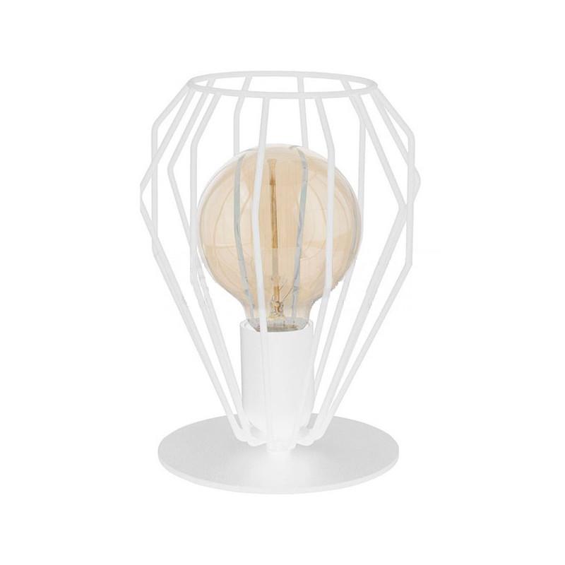 Настільна лампа TK Lighting 3030 BRYLANT WHITE
