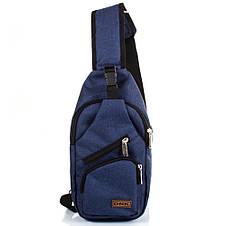 Мужская сумка-рюкзак DNK LEATHER (ДНК ЛЕЗЕР) DNK-JOKER№2-BAG-2, фото 3