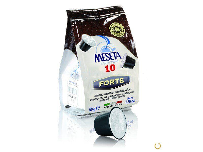 Кофе в капсулах Meseta Forte 10 шт