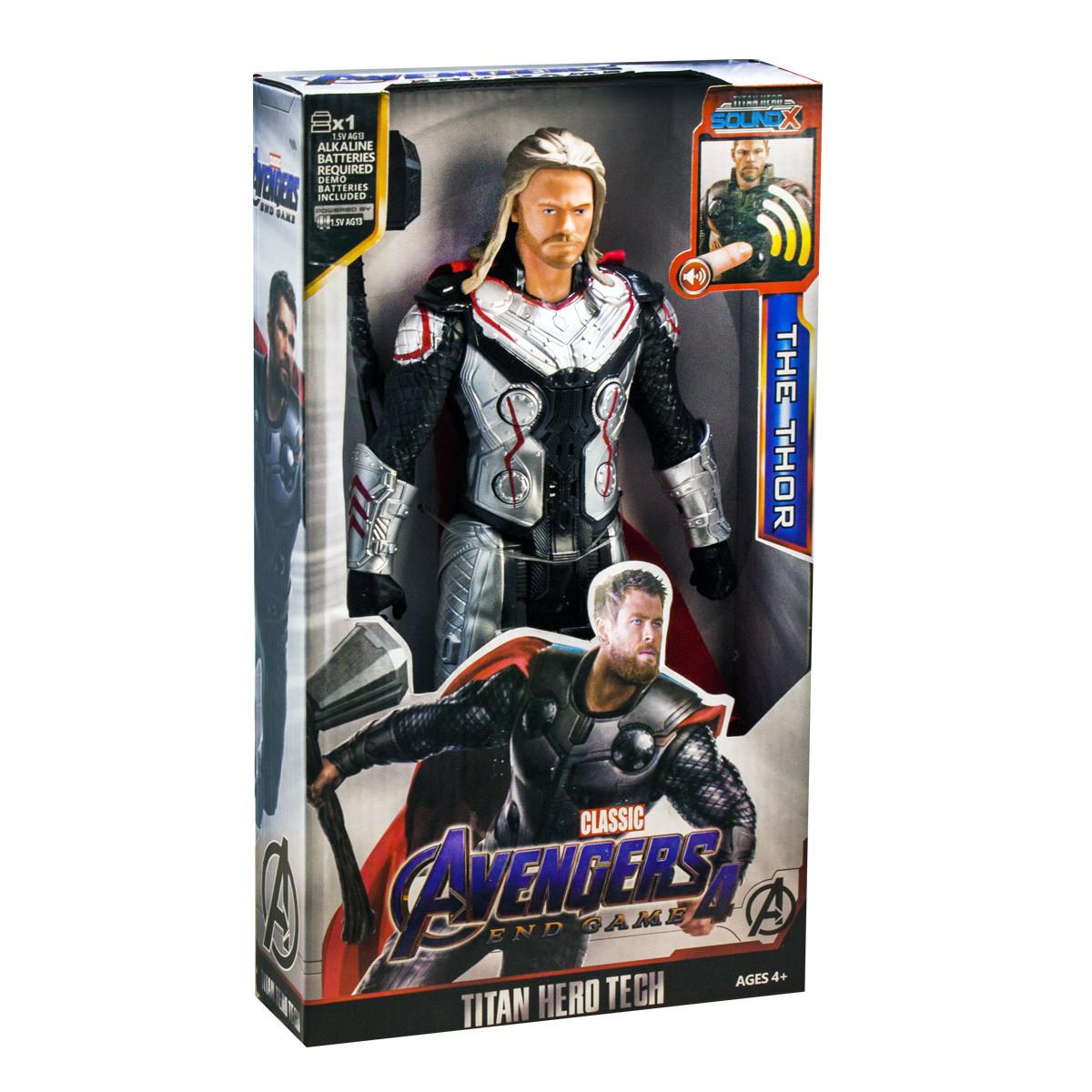 Фігурка супергероя Месники Фінал: Тор