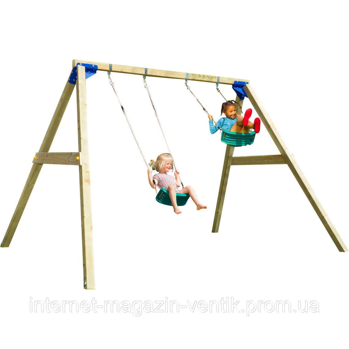 Детская площадка с качелями Blue Rabbit FREESWING