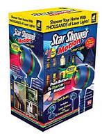 Проектор лазерныйSTAR SHOWER MOTIONлазерная подсветка для домам