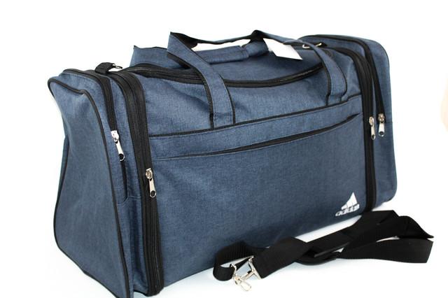 Вместительная дорожная сумка 180-2 (60+10х28х33)
