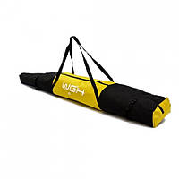 Чехол для двух пар лыж WGH 160 см Черно-желтый (L-20)
