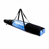 Чехол для двух пар лыж WGH 160 см Черно-синий (L-13)