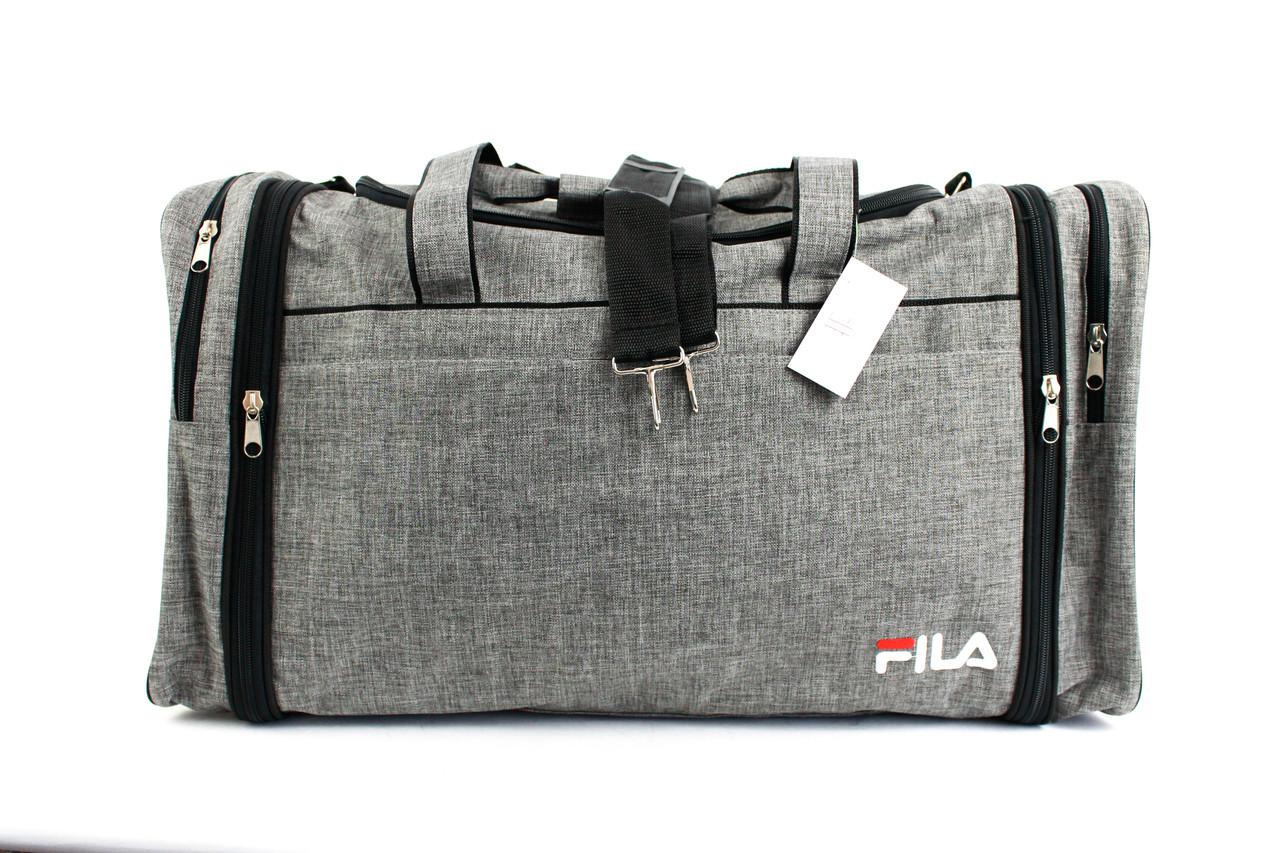 Вместительная дорожная сумка 180-3 (65+10х30х35)