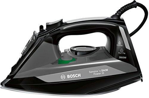 Паровой утюг Bosch TDA3020GB Power III, 2800 Вт - черный