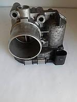 Дроссельная заслонка Рено Лагуна 2 (2.0L)  8200330810 Б/У