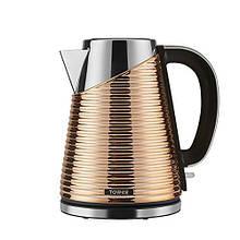 """Чайник """"Tower Linear Rose"""" для швидкого приготування, нержавіюча сталь, 3000 Вт, 1,5 літра"""