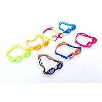 Очки для плавания детские KIDS X-LITE OK-59 (поликарбонат, TPR, силикон, цвета в ассортименте)