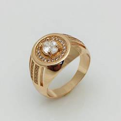 Перстень мужской Валиант, размер 17, 18, 19, 20, 21