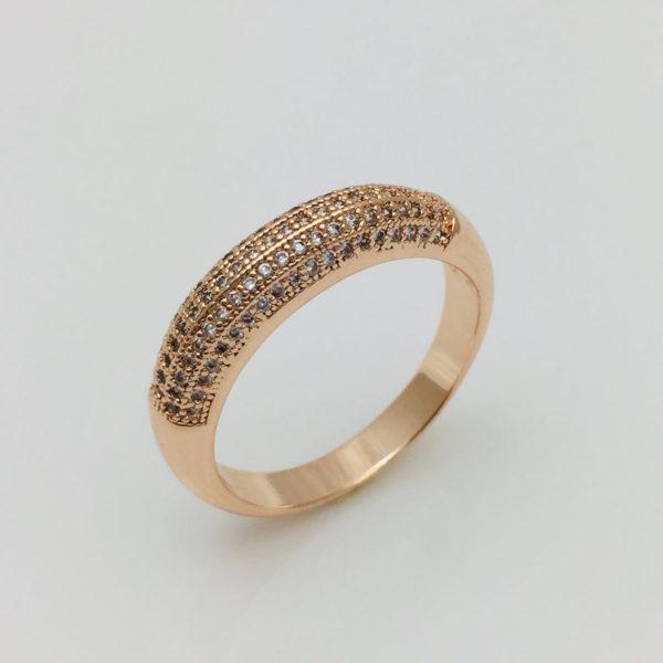 Кольцо на палец Мерседес, размер 18, 19, 20