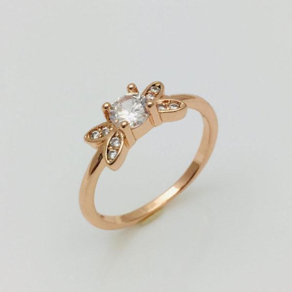 Кольцо женское Скирти, размер 16, 17, 18, 19, 20, 21