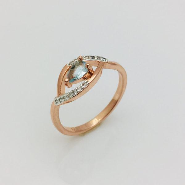 Кольцо женское Найро, размер 17, 18, 19, 20
