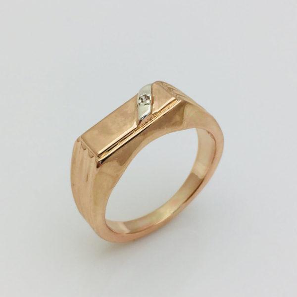 Кольцо мужское Прайм, размер 18, 19, 20, 21, 22