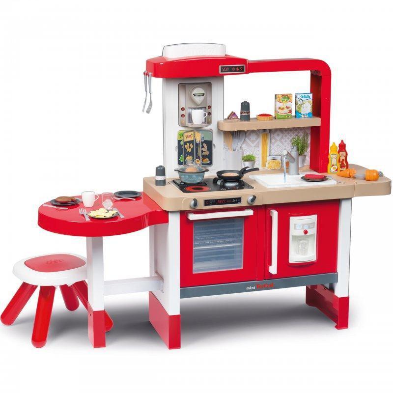 Растущая кухня MiniTefal Evolutive Grand Chef, Smoby (кран ...