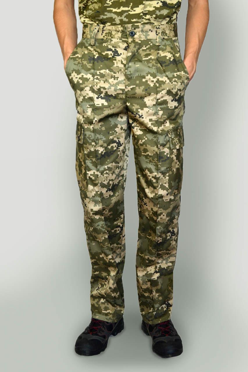 Камуфляжные штаны пиксель Украина