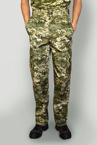 Камуфляжные штаны пиксель Украина, фото 2