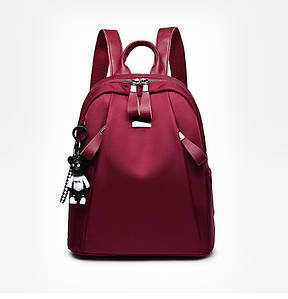 Женская рюкзак сумка HiFlash Красный