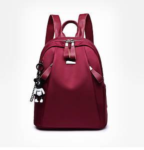 Жіноча сумка рюкзак HiFlash Червоний
