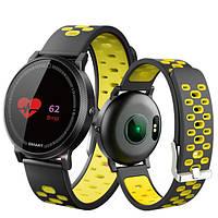Умные смарт часы с тонометром SMART WATCH F4, фото 1