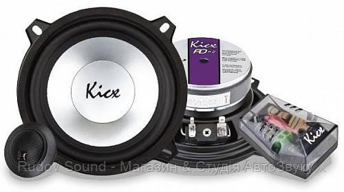 Компонентна акустика Kicx PD 5.2