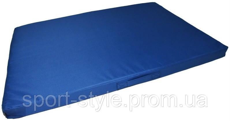 Мат гимнастический М-0 тканевый (1х0,7х0,04 м.)