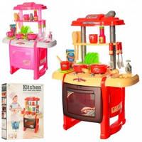 Кухня детская Kitchen WD-P15-R15 2 цвета