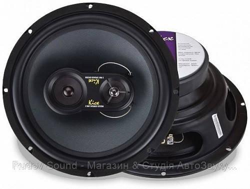 Коаксіальна акустика Kicx PD 803