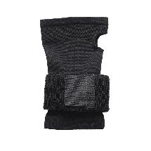 Перчатка эластичный бинт Sibote для защиты запястья при тренировках черный, фото 2