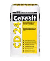 Полімерцементна шпатлівка Ceresit CD24/25Kg