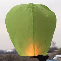 Небесный фонарик — зеленый купол, фото 1