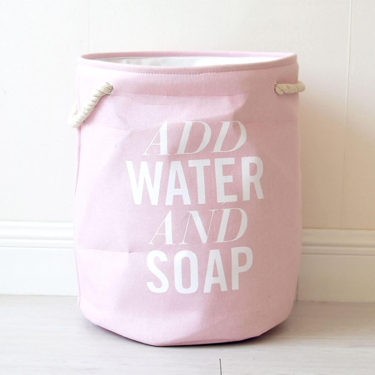 Корзина для игрушек, белья, хранения Вода Berni