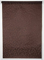 Рулонная штора 925*1500 Акант 2261 Венге, фото 1